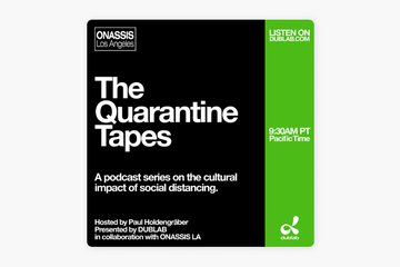 quarantine tapes podcast title slide