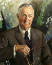 Paul Mellon portrait